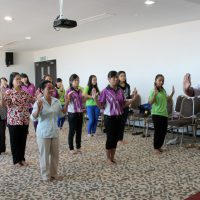 Dayak Cultural Foundation (DCF) Workshop