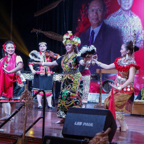 Iban, Bidayuh, and Orang Ulu Dance