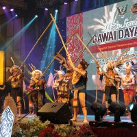 State Gawai Celebration 2017 (Imperial Hotel, Kuching)