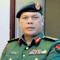Y.Bhg. Lt General (RTD) Datuk Stephen Mundaw
